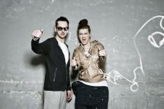Dziun & Me - sesja A.M.B.A. (foto Wojtek Rudzki)