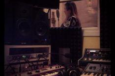 MaRina ponownie w studiu / styczen 2013